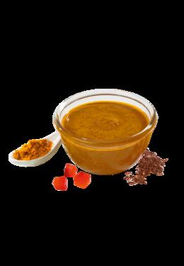Würzöl naturell Curry mit Meersalz 3 kg