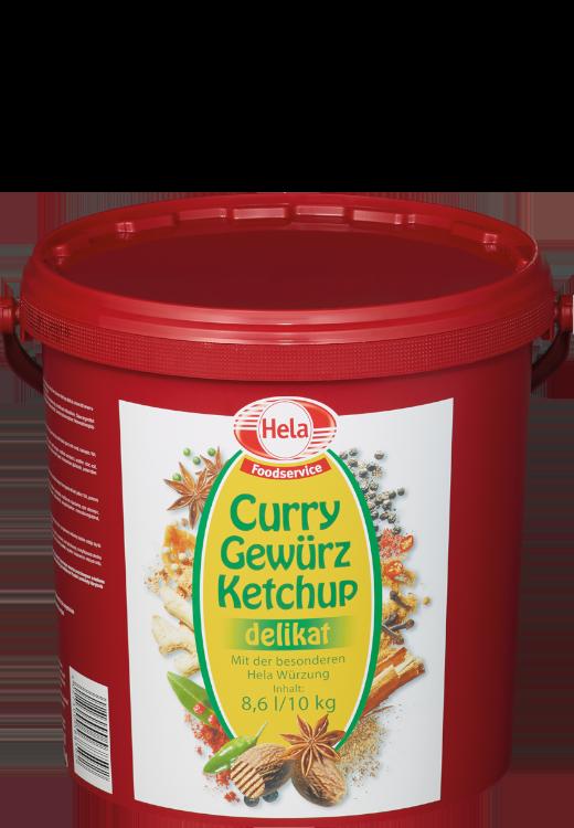 Hela Curry Gewürz Ketchup Delikat